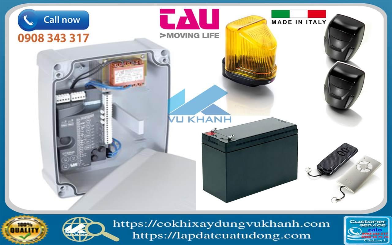 Bộ điều khiển điện tử motor cổng TAU Italy D749MA-52