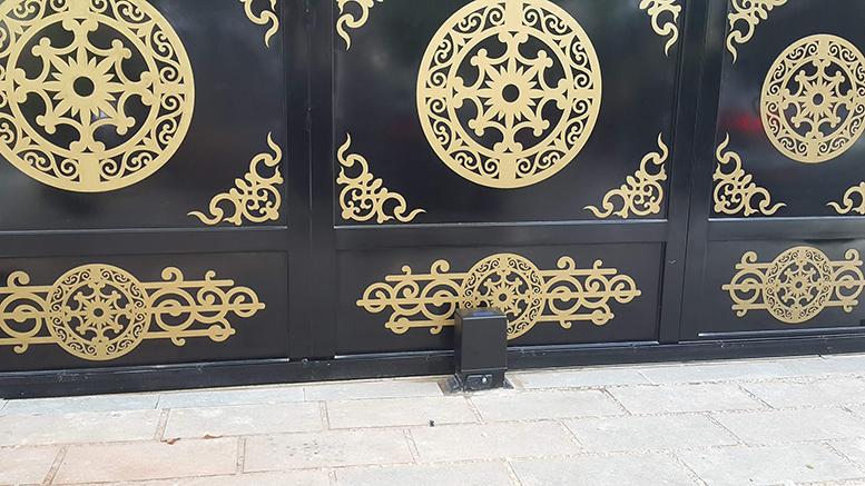Làm cửa sắt cắt CNC đẹp tại Đà Nẵng Cửa sắt cắt CNC Vũng Tàu-143