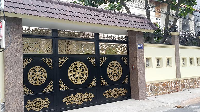 Làm cửa sắt cắt CNC đẹp tại Đà Nẵng Cửa sắt cắt CNC Vũng Tàu-145