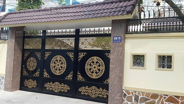 Làm cửa sắt cắt CNC đẹp tại Đà Nẵng Cửa sắt cắt CNC Vũng Tàu-144