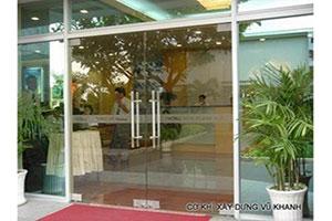 Cửa Kính Bản Lề Sàn Vũ Khanh SP-73491
