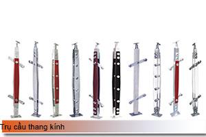 Trụ Lan Can Kính Tay Vịn Cầu Thang Vũ Khanh SP-18385