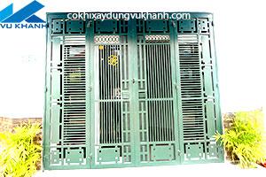 Cửa cổng hiện đại Vũ Khanh SP-98517