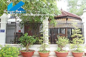Hàng Rào Sắt Nghệ Thuật SP-41497