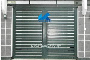 Cửa Cổng Sắt Đẹp SP-63782