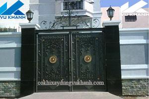 Cửa cổng hiện đại Vũ Khanh SP-47599