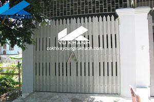 Cửa Cổng Mạ Kẽm SP-31574