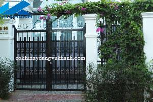 Cửa Cổng Sắt Mỹ Thuật SP-86116