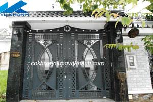 Cửa Cổng Hiện Đại SP-56751