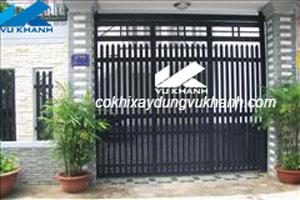 Cửa cổng Sắt Kẽm SP-89387