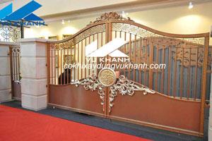 Cửa Cổng Sắt Mỹ Nghệ SP-46846