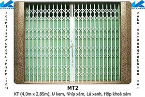 Cửa Kéo Đài Loan Vũ Khanh SP-98142