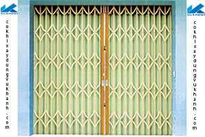 Cửa Kéo Đài Loan Vũ Khanh SP-62267