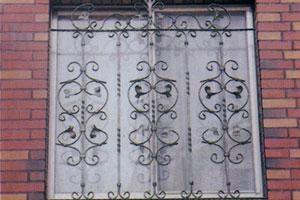 Khung bảo vệ sắt mỹ thuật