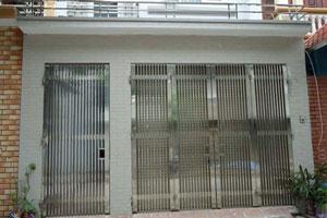 Cửa cổng Inox SP-82727
