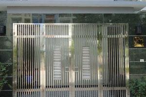 Cửa cổng Inox SP-46313