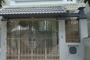 Cửa cổng Inox SP-51455
