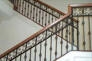 Cầu thang thép SP-66651