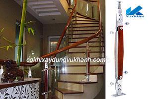 Lan Can Kính Cầu Thang SP-49456