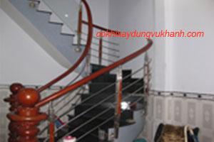 Lan Can Sỏ Inox Cầu Thang SP-46884