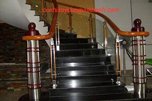 Lan Can Kính Cầu Thang SP-28512